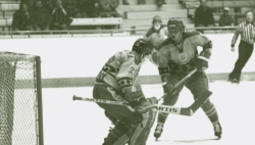 Přerovské hokejové legendy, 17. část - Miloslav Foldyna