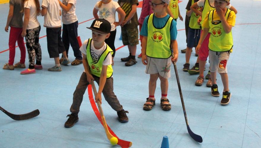 Zubři už pošesté v MEO Aréně uspořádali Dětský den, účast byla znovu vysoká
