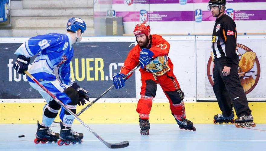 Inline hokej: Přerov bude mít zástupce v reprezentaci a chce vytvořit rekord extraligy