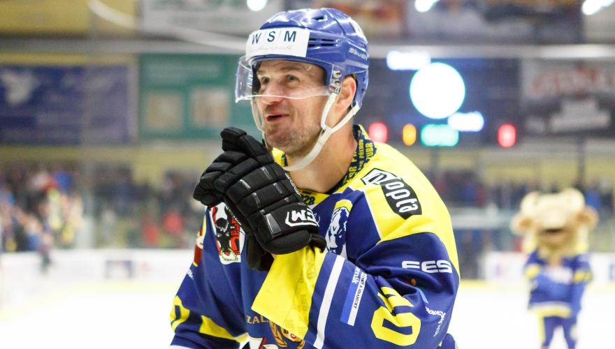 Bude pokračovat jako Zubr! Útočník Milan Procházka napíše v Přerově čtvrtou sezonu