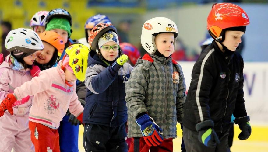 Sportovní mateřská škola Kouřilkova uspořádala akci k závěru sezóny 2016/2017
