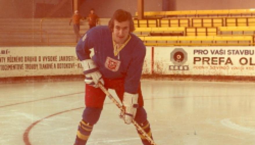 Přerovské hokejové legendy, 13. část - Jaroslav Luzar