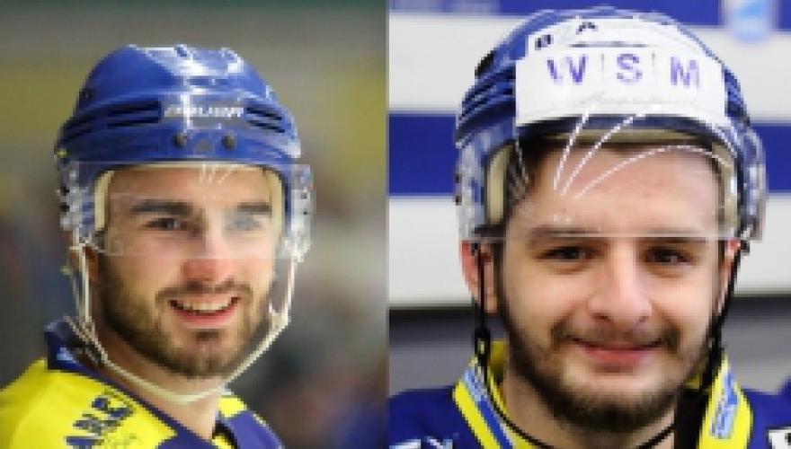 Soupiska A-týmu se zaplňuje, Zubry budou dál také Lubomír Kovařík a Michal Popelka