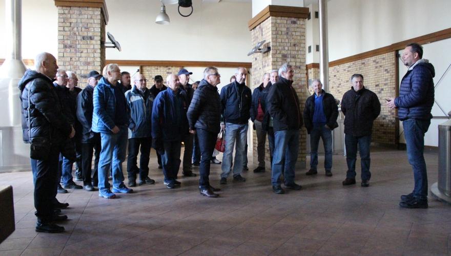 Přerovský klub nezapomíná na své legendy, k 90. výročí je pozval do pivovaru