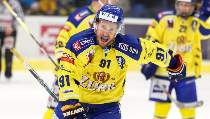 Zubři pilně tvoří tým pro novou sezonu, další jistotou je útočník Roman Pšurný!