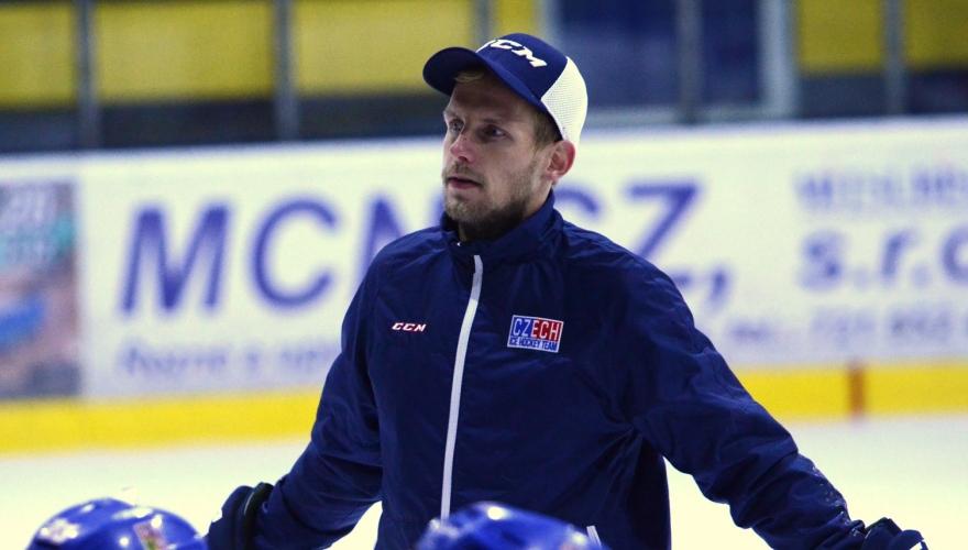Trenér Jiří Sklenář je dál u reprezentace. Vnímám to jako velké ocenění mé práce, říká