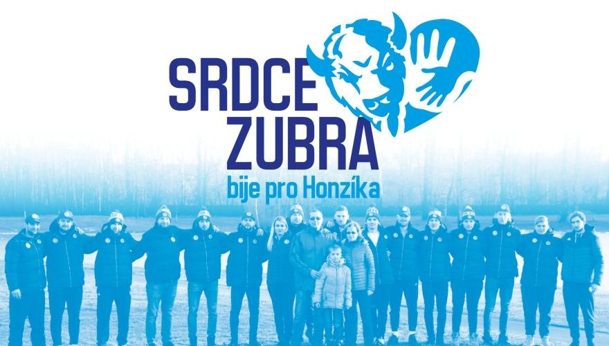 Charitativní akce SRDCE ZUBRA bije pro Honzíka vynesla čtvrt milionu korun