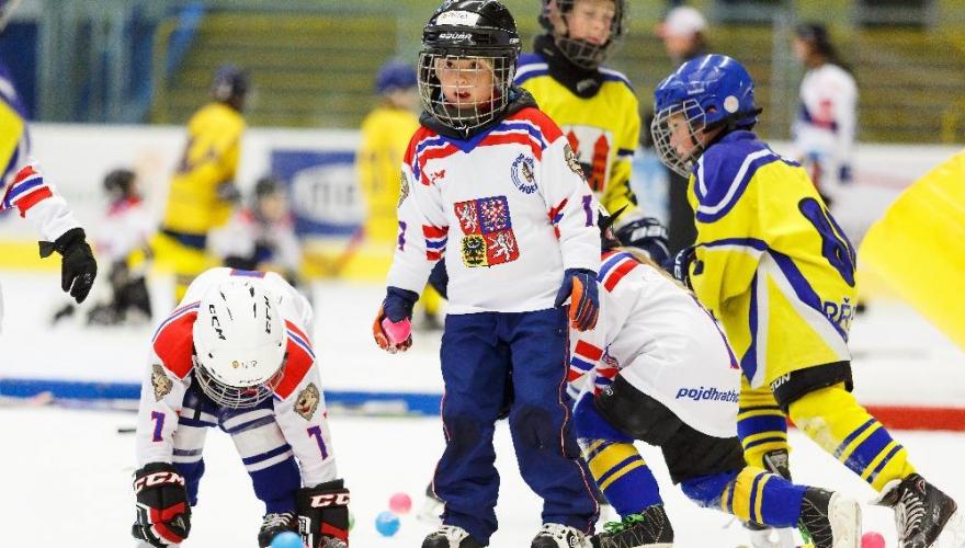 Zubři se opět zapojí do akce Týden hokeje. Přijďte 23. ledna se svým dítětem i Vy!