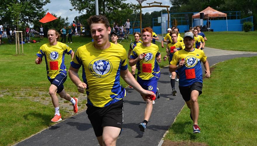 Malí i velcí Zubři sportovali na Želdatlonu, originální triatlon si všichni pochvalovali