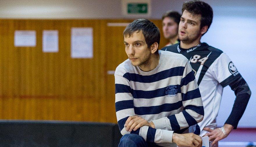 První změna: Po deseti letech končí u týmu mužů hlavní trenér Martin Bocian