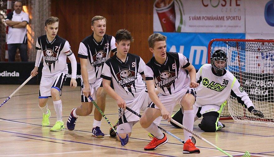 Špatná třetí třetina rozhodla o prohře juniorů v Mladé Boleslavi
