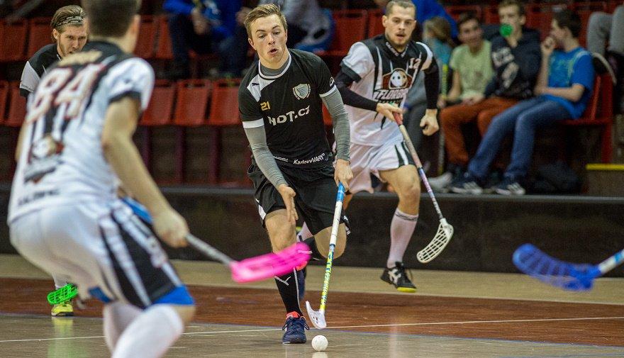 V sobotu pokračuje první liga: Chomutov přivítá na Hurikán z Karlových Varů!
