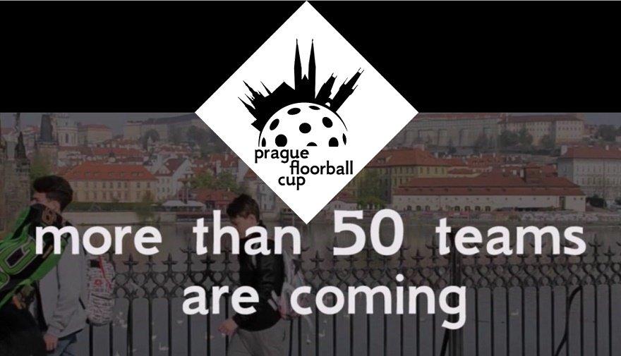 Výprava Florbal Chomutov v lednu zamíří na mezinárodní Prague Floorball Cup