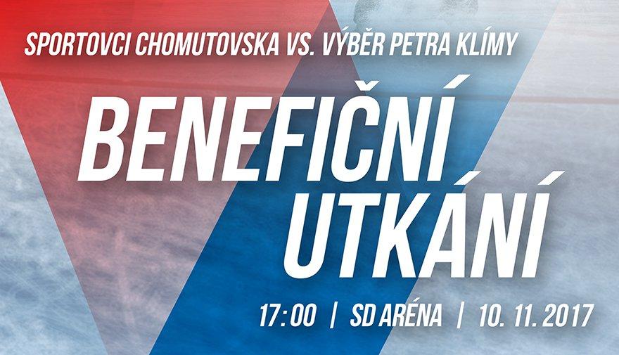 Sportovci Chomutovska pomáhají: Utkání pro Magdalénku již v pátek!
