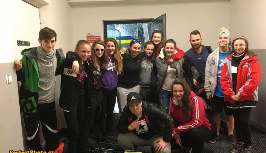 Juniorky porazily Spartu, o víkendu hrály i ostatní dívčí kategorie a nevedly si špatně