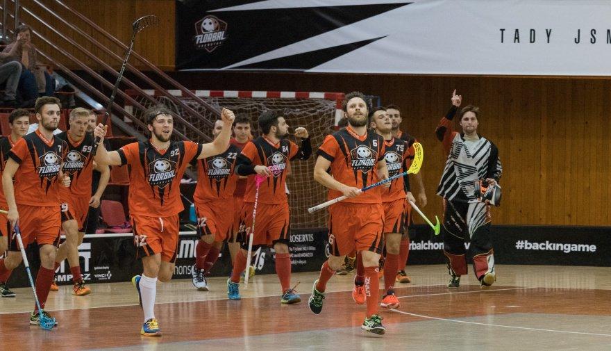 Muži dvakrát porazili Hattrick Brno, jejich šance na udržení 1. ligy stoupají