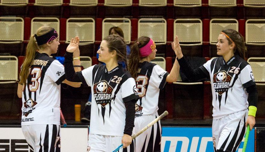 Ženám skončila sezona, Plzeň je v play-off jednoznačně porazila