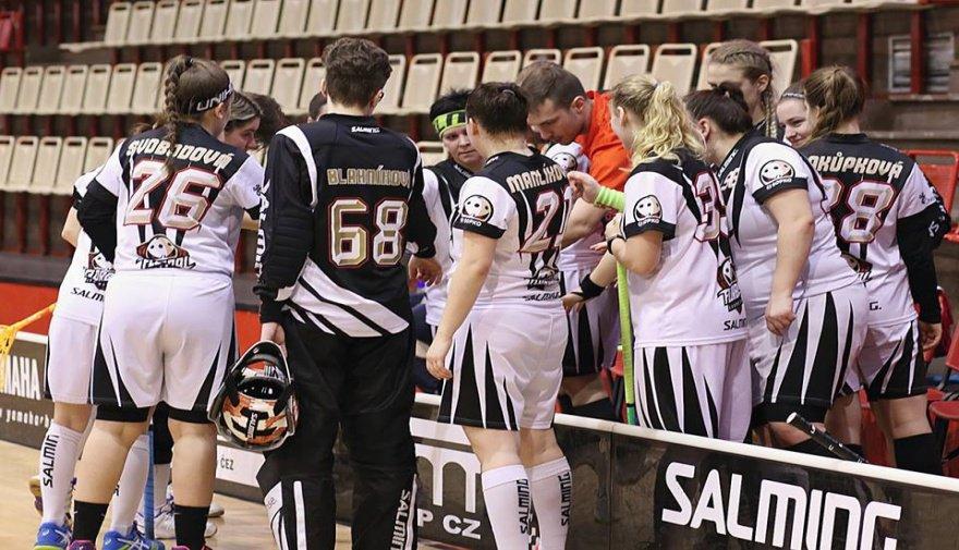 Ženy v sobotu vzdorovaly Mladé Boleslavi, v neděli 11:3 porazily Českou Lípu
