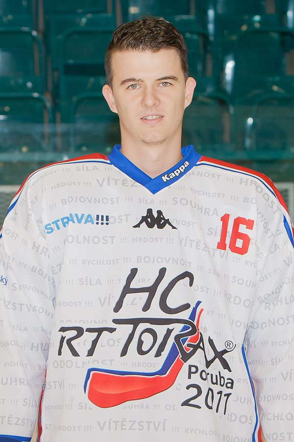 Marek Kaluža #16
