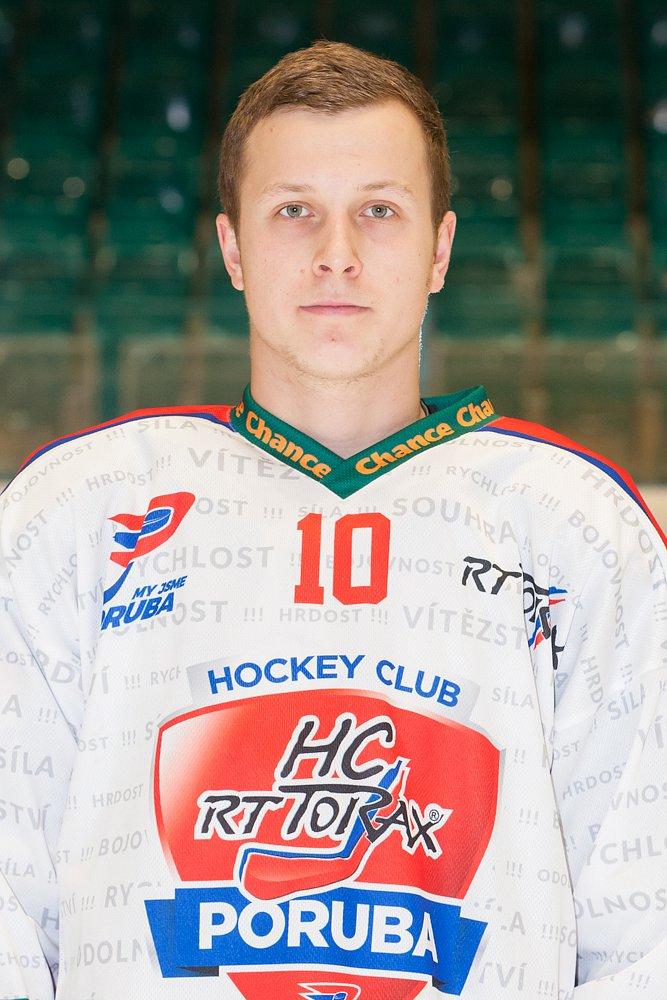 Michal Hotěk #10
