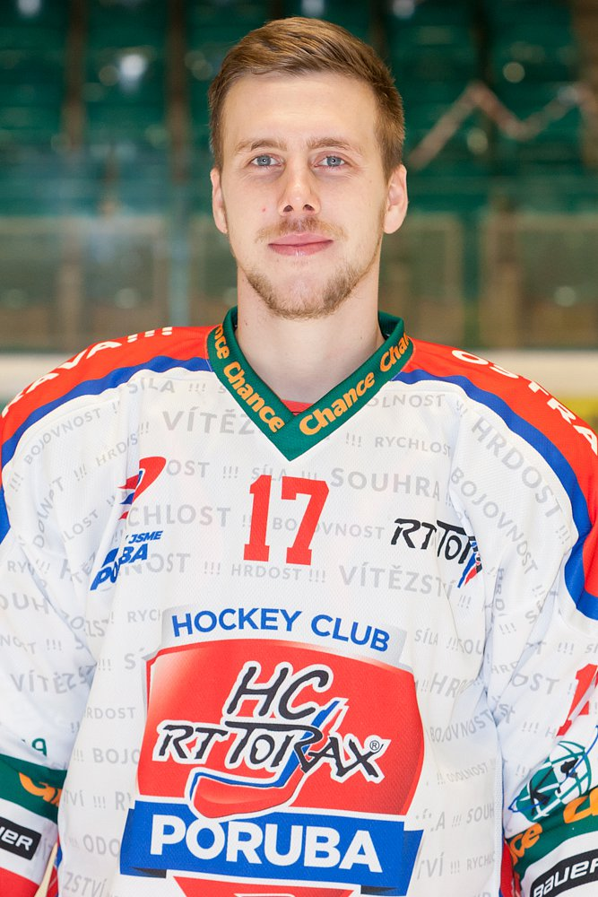 Jan Hudeček #17