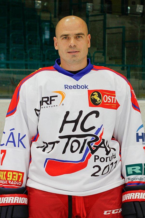 Jiří Hašek #17