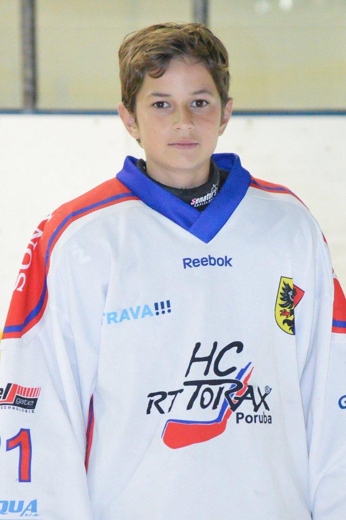 Kryštof Borkovec #