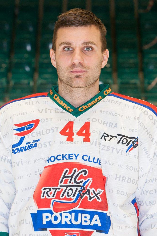 Tomáš Voráček #44