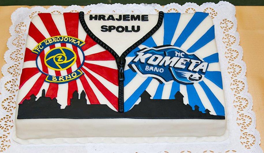 e2d5f1d7f6 HC Kometa Brno » Prohlédněte si vítězné dorty z šestého ročníku Dortiády