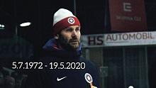 Zemřel Radek Novák. Sportovní manažer a trenér SK Horácká Slavia Třebíč.