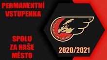 Předprodej permanentních vstupenek na novou sezonu startuje ve čtvrtek 13.8 a v pátek 14.8 vždy od 16:00.