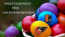 Jestřábi přejí všem svým fanouškům veselé Velikonoce