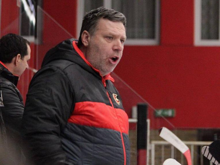 VIDEO: Přeji si, abychom to společně s fanoušky dotáhli co nejdál, říká po postupu do play-off Kamil Přecechtěl