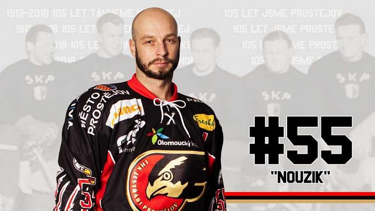 Tomáš Nouza #55