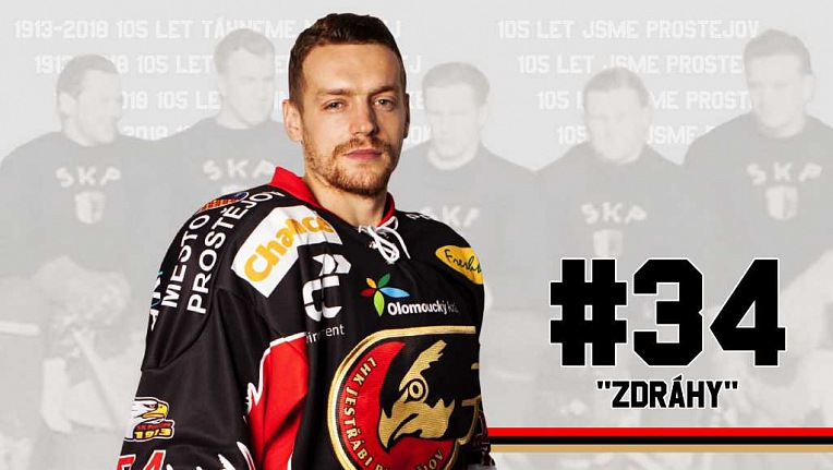 Jan Zdráhal #34