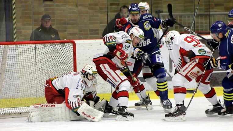 PRE - PRO 4:2 - Přerov je pro prostějovské hokejisty zakletý