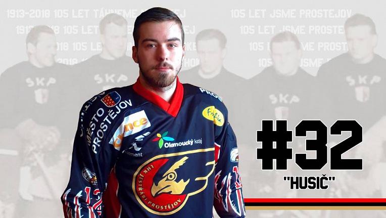 Jakub Husa #21