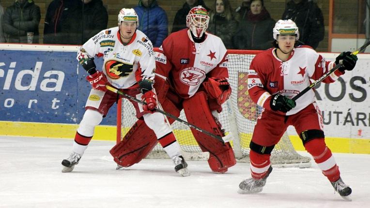PRO - SLA 4:1 - Prostějov porazil Slavii a připisuje si čtvrtou výhru v řadě!