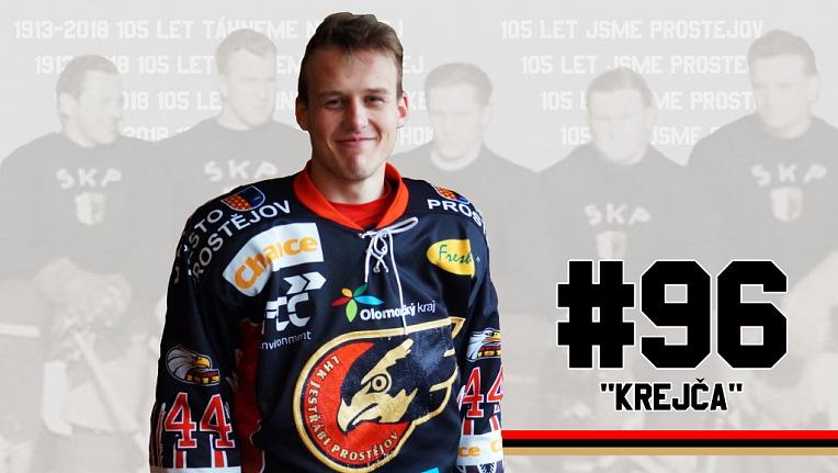 Petr Krejčí #17