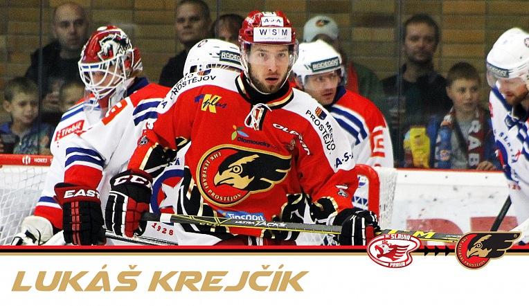 Velký návrat! Lukáš Krejčík se vrací do Prostějova!