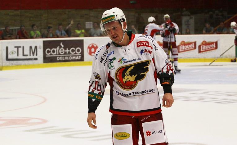 """""""Pro mě je důležité, že jsem teď tady a budu tady hrát dobrý hokej,"""" říká o svém příchodu Jan Berger"""