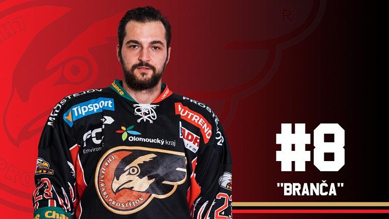 David Brančík #8