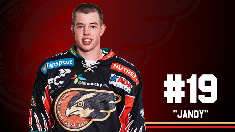 Na Hané zůstává pro další sezónu Tomáš Jandus.