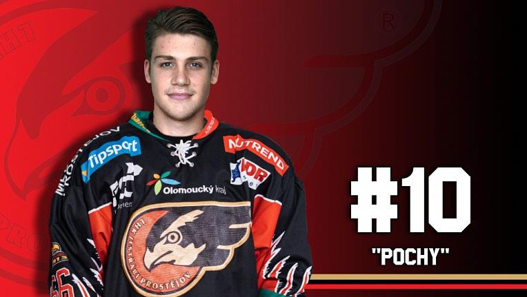 Michal Pochobradský #10