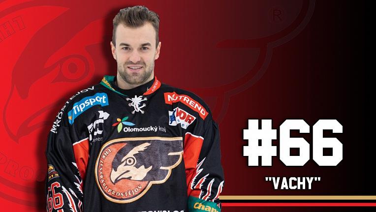 Daniel Vachutka #23