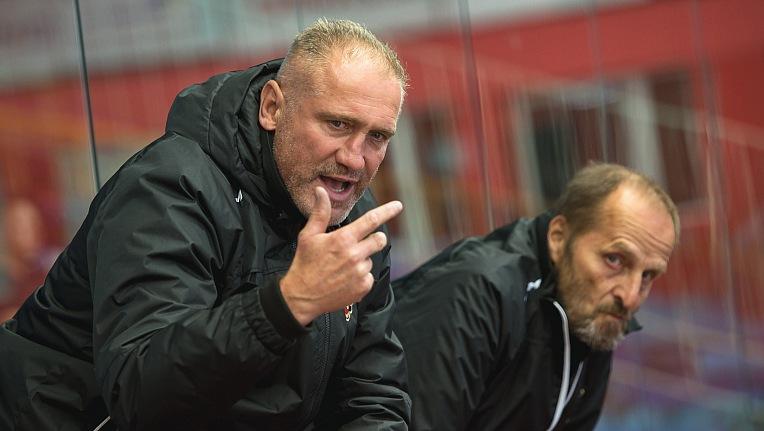 Hlavní trenér Jiří Šejba hodnotí přípravu.