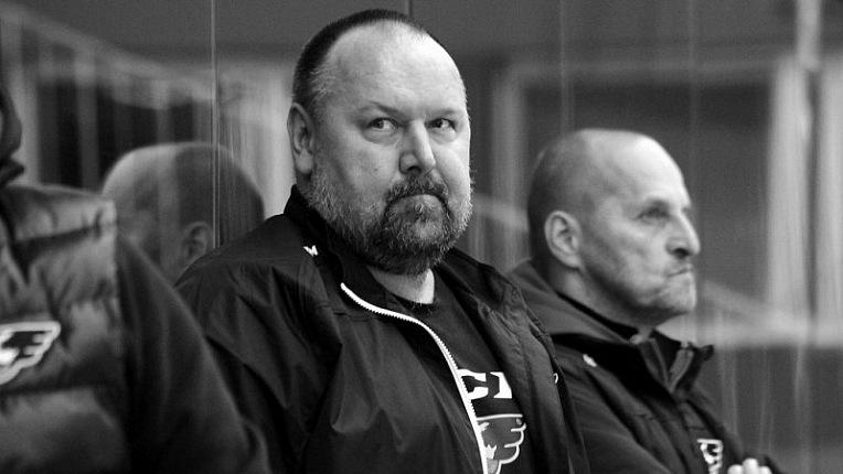 Zemřel trenér Ladislav Lubina.