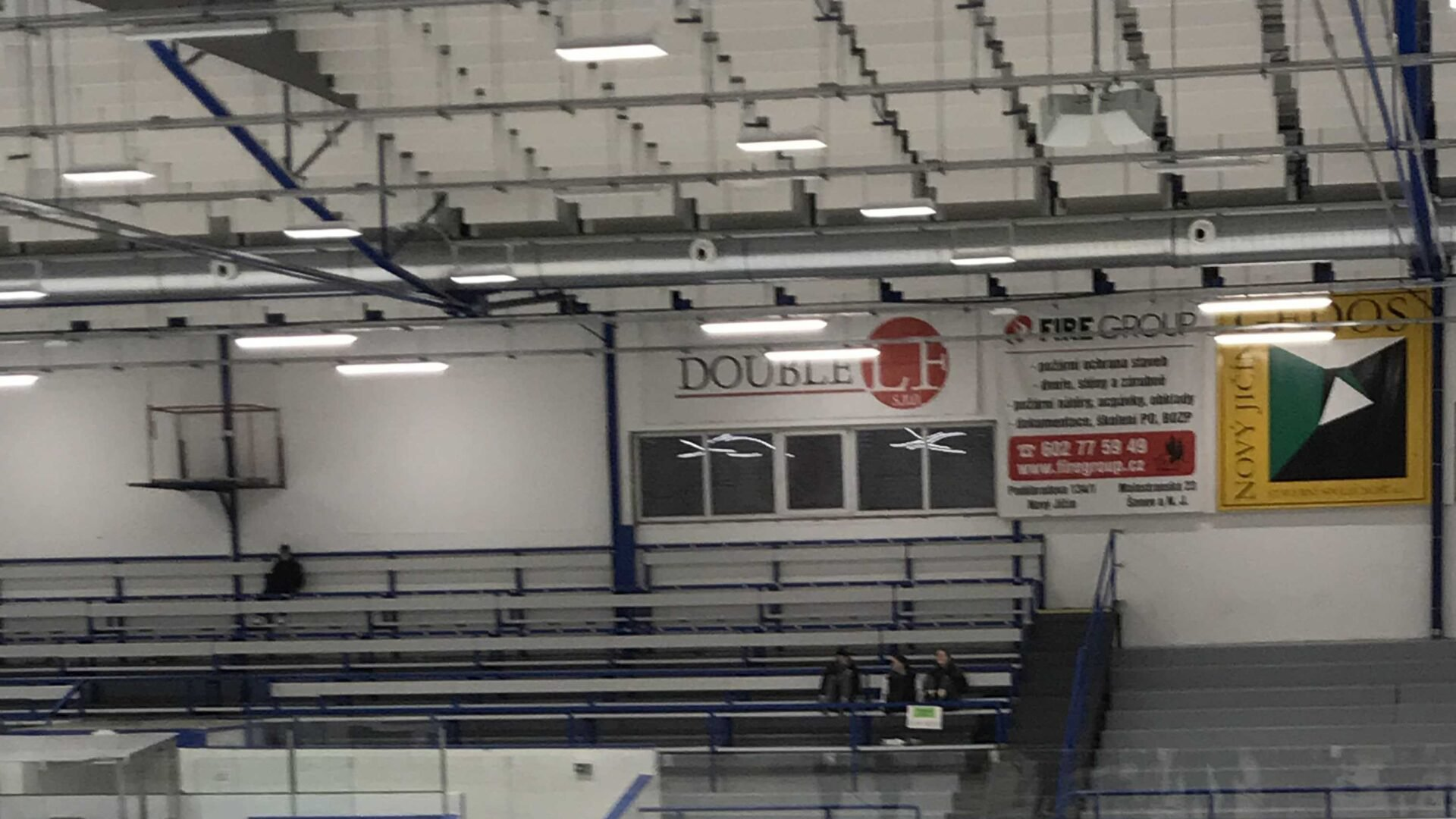 Novinka Èeského hokeje v podobì Skills kempù Na zimáku v Novém Jièínì
