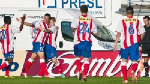 Juniorka bez prvního gólmana vybojovala výhru 2:1