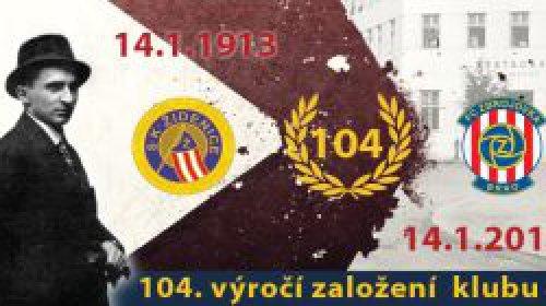 VIDEO: 104 let za Brno. Vše nejlepší, Zbrojovko!